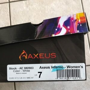 Axeus Shoes - Axeus Cheerleading Shoes
